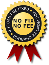 no fix, no fee. If it can't be fixed...you won't be charged.